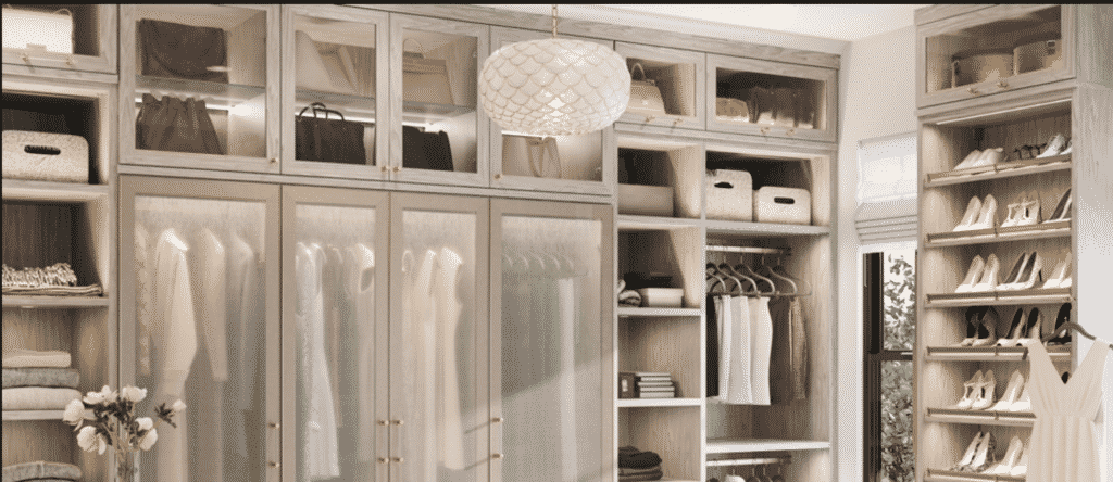 7 Tips For Having An Organized Closet