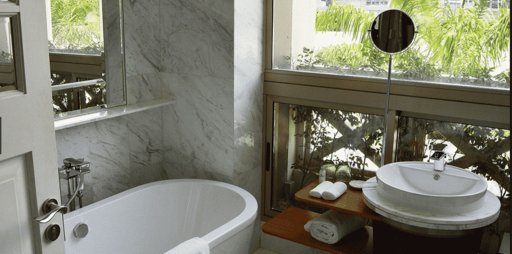 9 Tips To An Eco-Friendly Bathroom