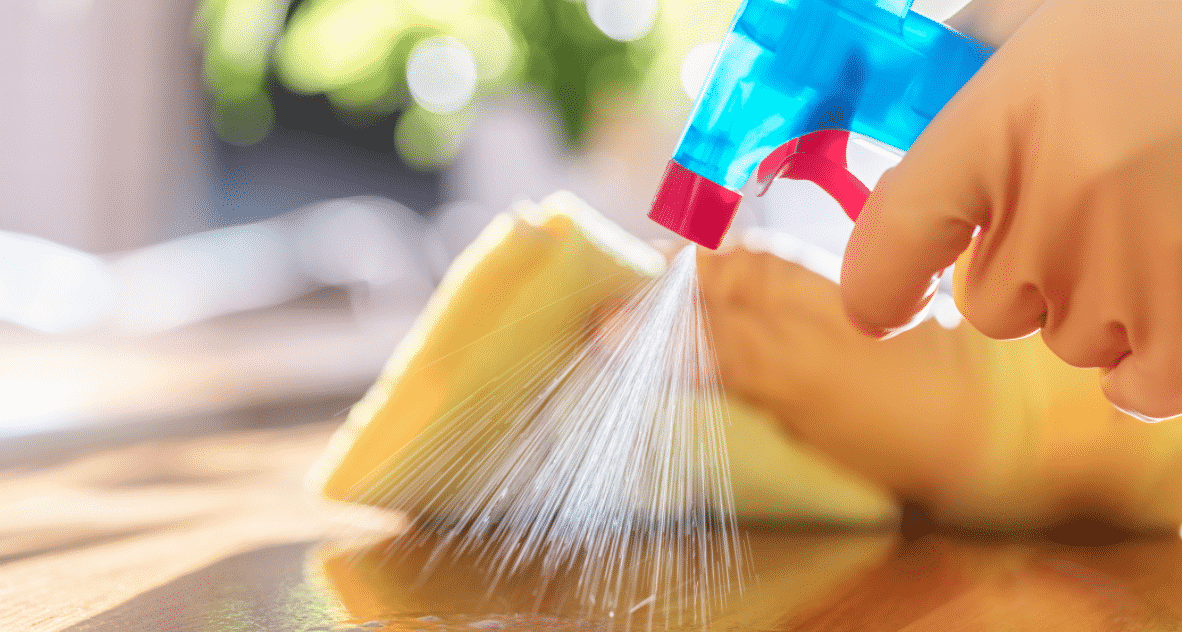 Household Disinfecting: What You Should Know as a Consumer