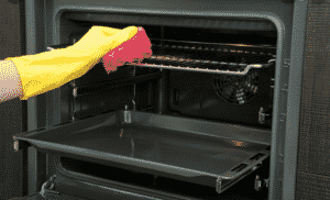 How To Deep Clean An Oven