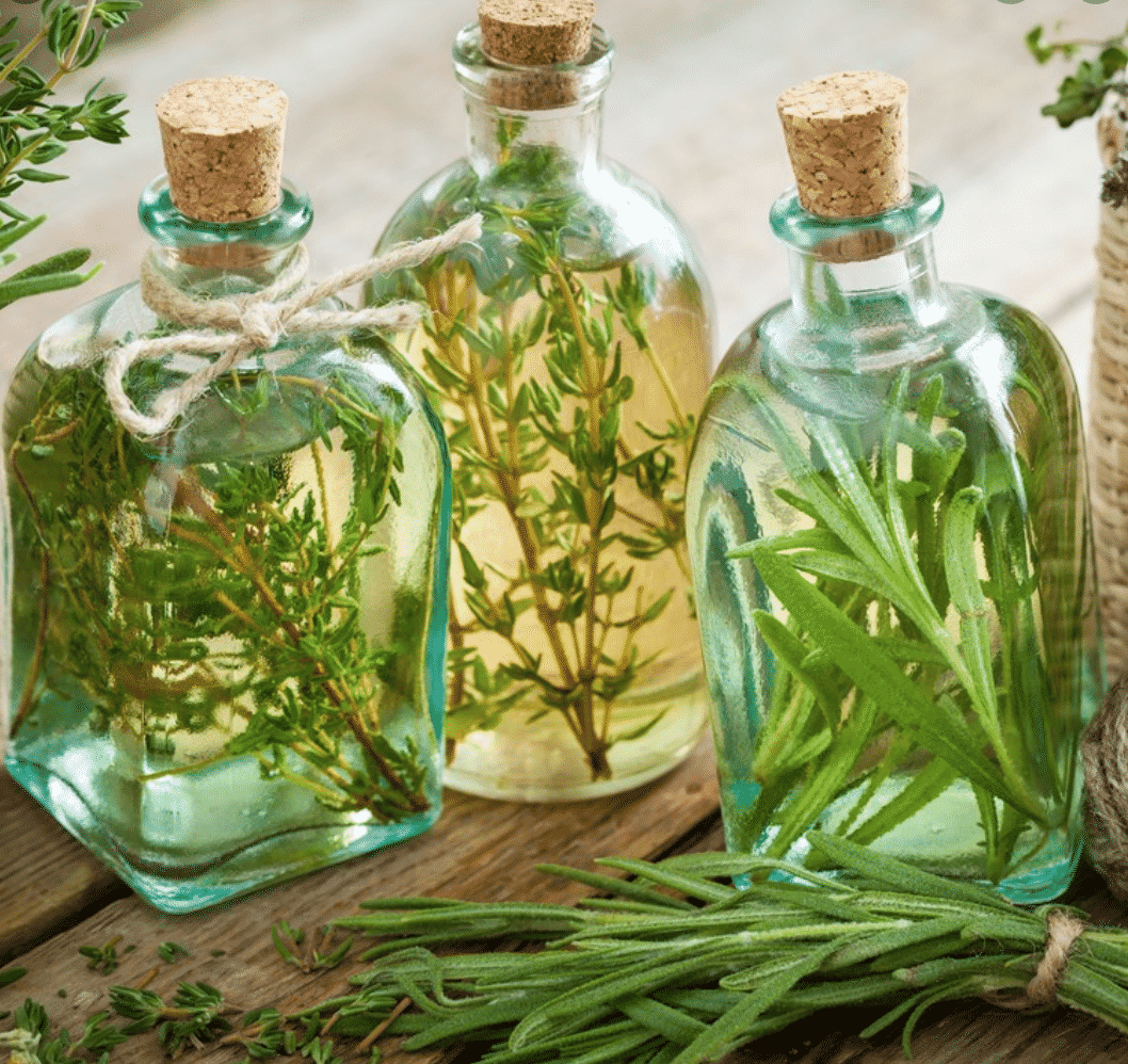 How To Make Infused Vinegar at Your Home