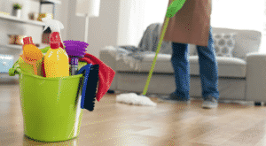 Keep Your Home Clean This Summer