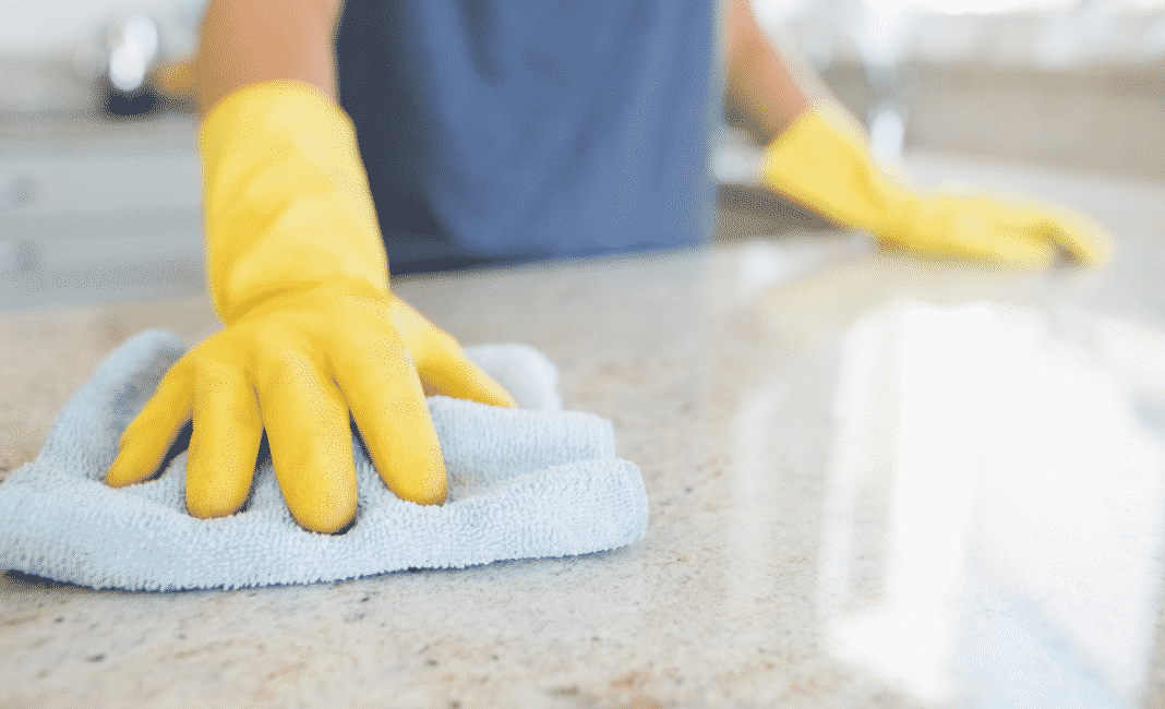 No More Germs! 4 Surefire Ways To Disinfect your house After Illness