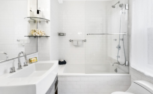 Simple Ways to Clean Bathing Area