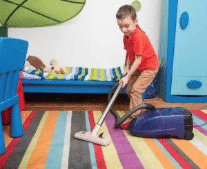 Tips To Get Your Kids To Clean Their Room